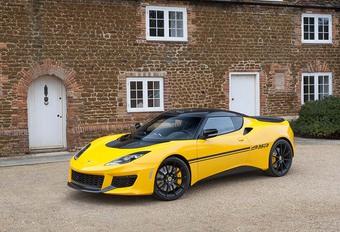 Lotus Evora Sport 410 : allégée #1