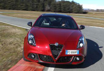 Alfa Romeo Giulietta: discrete facelift #1