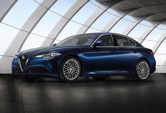 Alfa Giulia : les détails de la gamme #1