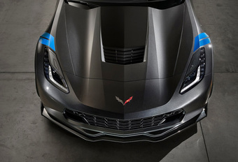Chevrolet Corvette als Grand Sport #1