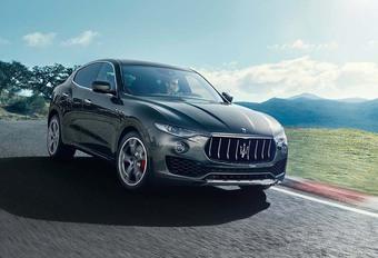 Maserati Levante : nouvelle ère #1
