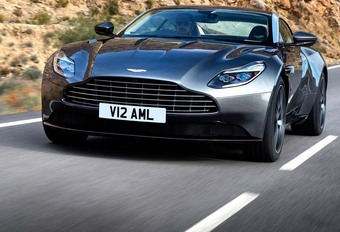 Aston Martin DB11: daverend succes #1