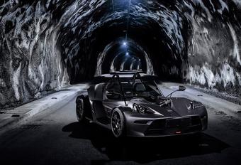 KTM zegent X-Bow GT met Black Edition #1