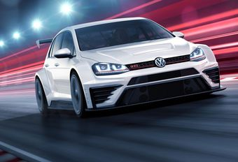 Volkswagen Golf GTI TCR: race-GTI  #1