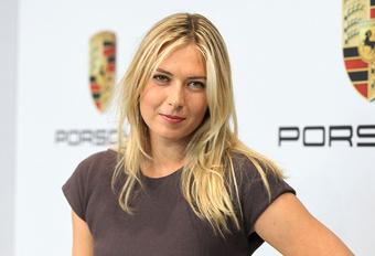 Porsche stopt voorlopig samenwerking met Maria Sharapova  #1