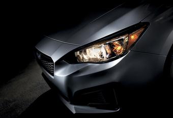 Subaru met nieuwe Impreza naar New York #1