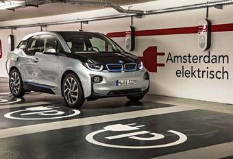 BMW i3: meer rijbereik #1