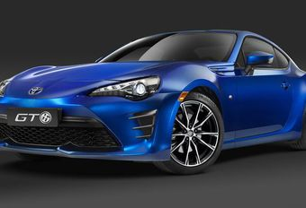 Toyota GT86: facelift #1