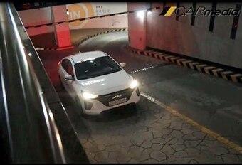 Hyundai Ioniq: bug ontdekt tijdens test #1