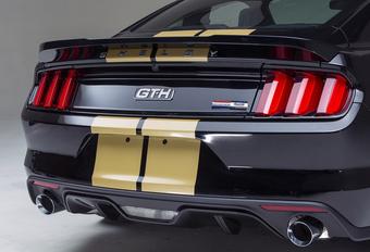 Rent a Racer met de Shelby Mustang GT-H #1