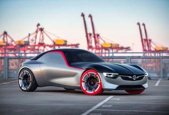 Opel GT : produit en série finalement ? #1