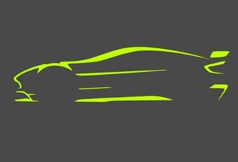 Aston Martin: een opgepepte en lichtere Vantage GT8  #1