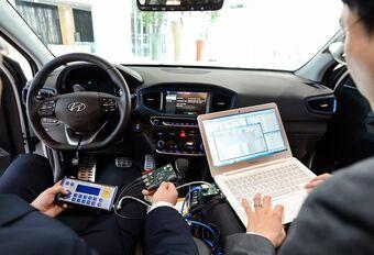 Hyundai dévoile sa stratégie de voitures connectées #1