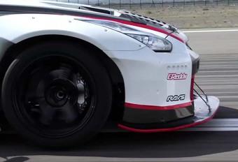 Nissan GT-R: op zoek naar een nieuw record #1
