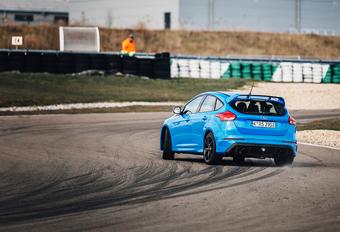 Hoe werkt het Twinster-systeem van de Ford Focus RS? - video #1