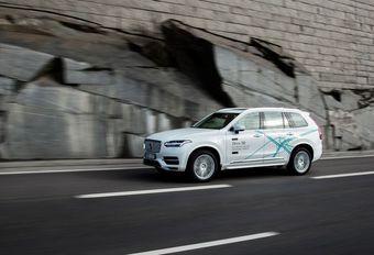 Volvo testera l'auto autonome en Chine #1