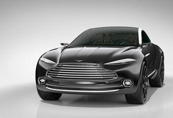Aston Martin: vijf nieuwe modellen  #1