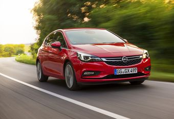 L'Opel Astra élue Lease Car of the Year #1