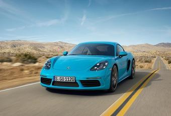 Porsche 718 Cayman: in het spoor van de Boxster #1