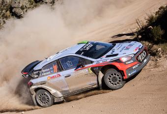 WRC Argentinië: Hayden Paddon pakt met Hyundai eerste overwinning #1