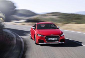 Audi TT RS: krachtige coupé en cabriolet #1