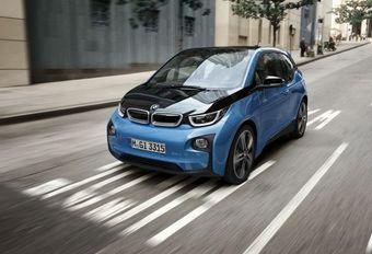 BMW i3: 300 km zonder stopcontact  #1