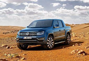 Volkswagen Amarok: V6 TDI in plaats van 2.0 #1