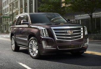 Terugroepactie en waarschuwing voor pick-ups en SUV's van GM #1