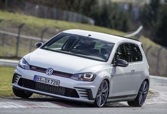 Volkswagen Golf GTI Clubsport S: snelste voorwieltrekker op de Nürburgring  #1