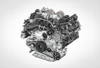 Porsche : un nouveau V8 de 4 litres #1