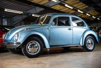VW Kever te koop met 90 kilometer op de teller #1