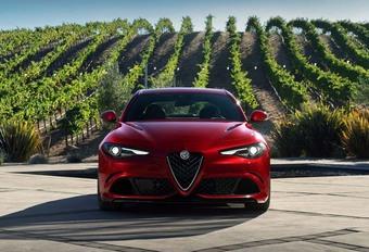 Alfa Romeo Giulia: semi-zelfrijdend in 2020 #1