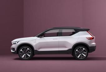 Volvo : fini les petits modèles #1