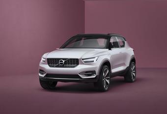 Volvo Concept 40.1 en 40.2 zijn voorlopers nieuwe 40-reeks #1