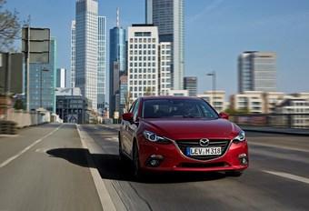 Mazda 3 : nouveau 1.5 l Diesel avec atténuateur de bruit #1