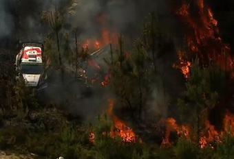 Behoorlijk hallucinant: nieuwe video Paddon-crash in rally Portugal #1