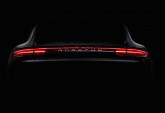 De nieuwe Porsche Panamera is bijna klaar #1