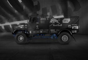 Kamaz Master Truck kent geen genade #1