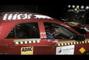 Teleurstellende Latin-NCAP-tests voor Kia Picanto en Peugeot 208 #1