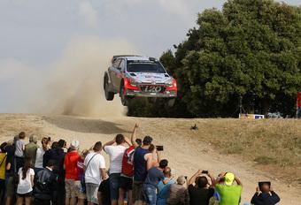 Thierry Neuville vergroot voorsprong en kan morgen rally van Sardinië winnen #1