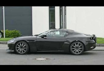Aston Martin: nieuwe Vantage bijna klaar #1