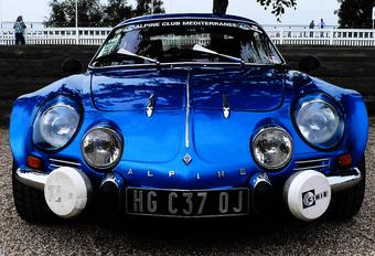 AutoWorld houdt Alpine-tentoontstelling #1