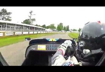 Goodwood met de Caterham 620R: straffe combinatie #1