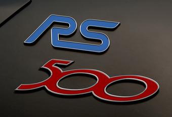 Ford werkt aan Focus RS500 #1