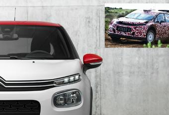 Inspireert de nieuwe WRC-machine Citroën tot een hete C3? #1