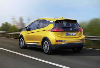 Ampera-e : Opel peaufine sa citadine « zéro émission » #1
