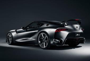 Meer over de nieuwe Toyota Supra met BMW-technologie #1