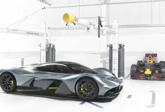 AM-RB 001: inspiratie voor de Aston Martin van morgen #1
