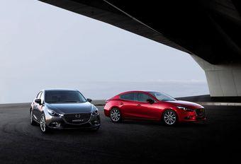 Mazda 3 avec G-Vectoring Control pour maîtriser les virages  #1