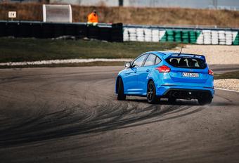 Verbod op Drift-modus van de Ford Focus RS? #1